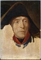 Studio per la testa del maggiore Lattuada, 1819