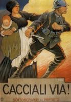 Manifesto di propaganda per il Prestito Nazionale
