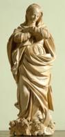 Giuseppe Maria Mazza (ambito di), Madonna Immacolata, acquisizione, 1991, Museo Davia Bargellini