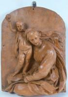 Giuseppe Maria Mazza, Madonna con Gesù Bambino, acquisizione, 2000, Museo Davia Bargellini
