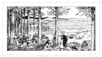 Il Paleolitico: vicino a Bologna 350.000 anni fa