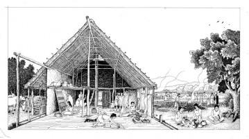 Il Neolitico: una casa