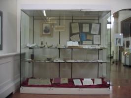 La quinta sezione in mostra