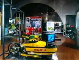Minarelli 175 cc.