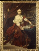 Ritratto del Cardinale Prospero Lambertini, 1739/1740