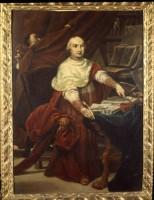 Ritratto del Cardinale Prospero Lambertini, 1739/1740