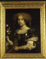 Ritratto femminile (Ippolita Obizzi Campeggi?), 1650/1655 ca.