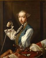 Ritratto di Ferdinando Gini, 1759