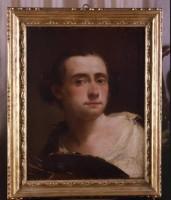 Ritratto di Giovanna Spisani; Autoritratto (1763)