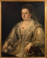 Ritratto di Bianca Capello, 1578/1587