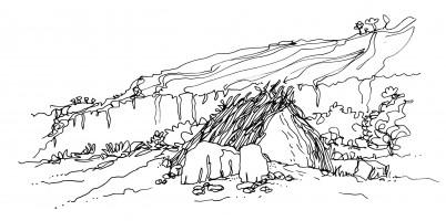 Il Paleolitico: i ripari