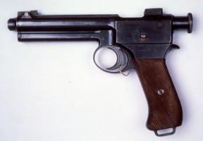 Pistola semiautomatica Roth Steier mod.1908
