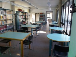 Biblioteca Natalia Ginzburg