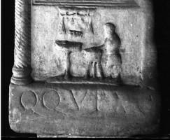 Stele di Q.V. Restitutus