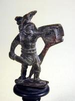Statuetta di gladiatore