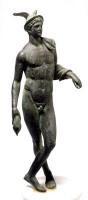 Statuetta di Mercurio