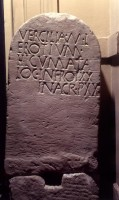 Stela of Vergilia Erotium