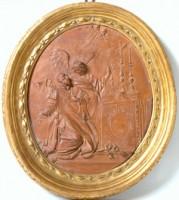 Angelo Gabriello Piò, Estasi di San Filippo Neri, acquisizione, 2001, Museo Davia Bargellini