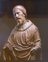 Dalle Masegne (ambito di), San Floriano (dalla facciata del palazzo della Mercanzia di Bologna), deposito dalla Camera di Commercio, Museo Civico Medievale