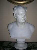 Busto di Federico Guglielmo IV re di Prussia