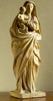 Filippo Scandellari, Madonna con Gesù Bambino, acquisizione, 1991, Collezioni Comunali d'Arte