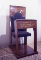 Scanno parlamentare di Marco Minghetti
