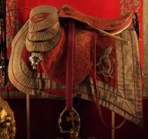 Pettorale per cavallo, appartenuto a Vittorio Emanuele II