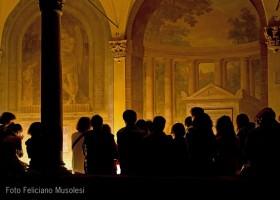 Una visita notturna in Certosa