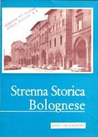Strenna Storica Bolognese 1961