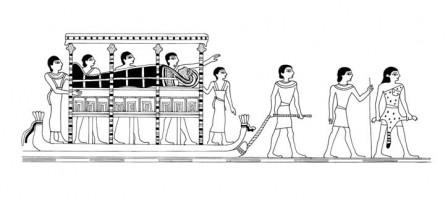 Il trasporto alla tomba