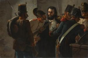 Ugo Bassi nel carcere di Comacchio (5 agosto 1849)