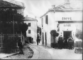 Una vecchia immagine di Lizzano in Belvedere