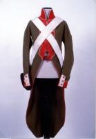 Uniforme per la Guardia Nazionale di Bologna. Bandista
