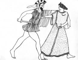 menelao ed elena