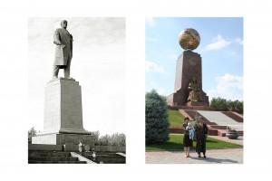 Y. Meldibekov, N. Oris, Tashkent. Lenin, 2008