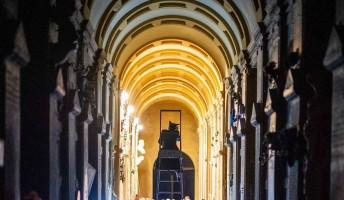 1920 Strage a Palazzo (D'Accursio) - Foto Angelo Scaramagli