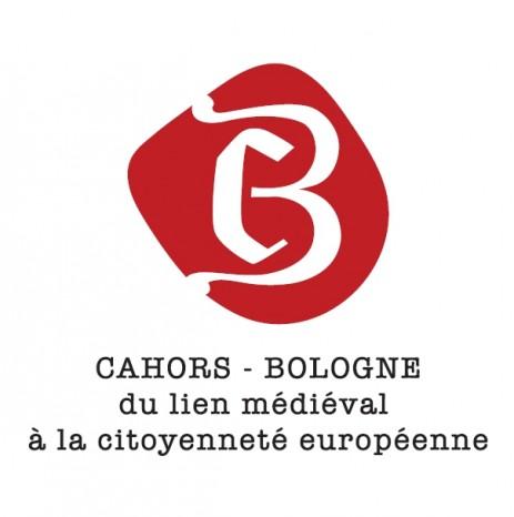 Il logo ufficiale del progetto Cahors-Bologna.