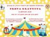 scuola di circo prova gratuita
