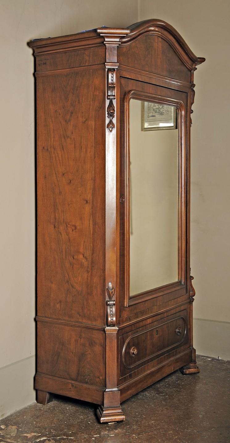 Visita le stanze museo percorsi visita le stanze casa carducci iperbole - Camera da letto luigi filippo ...