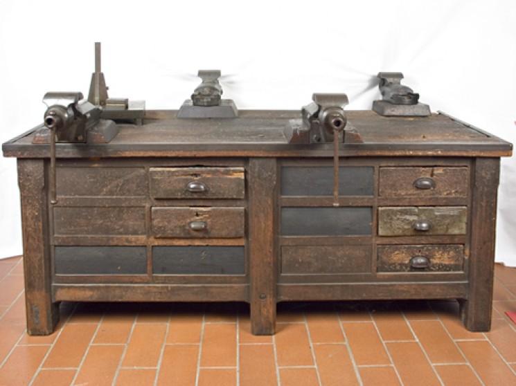 Tavoli Da Lavoro Vecchi : Istituti aldini valeriani collezioni storiche: istituti aldini