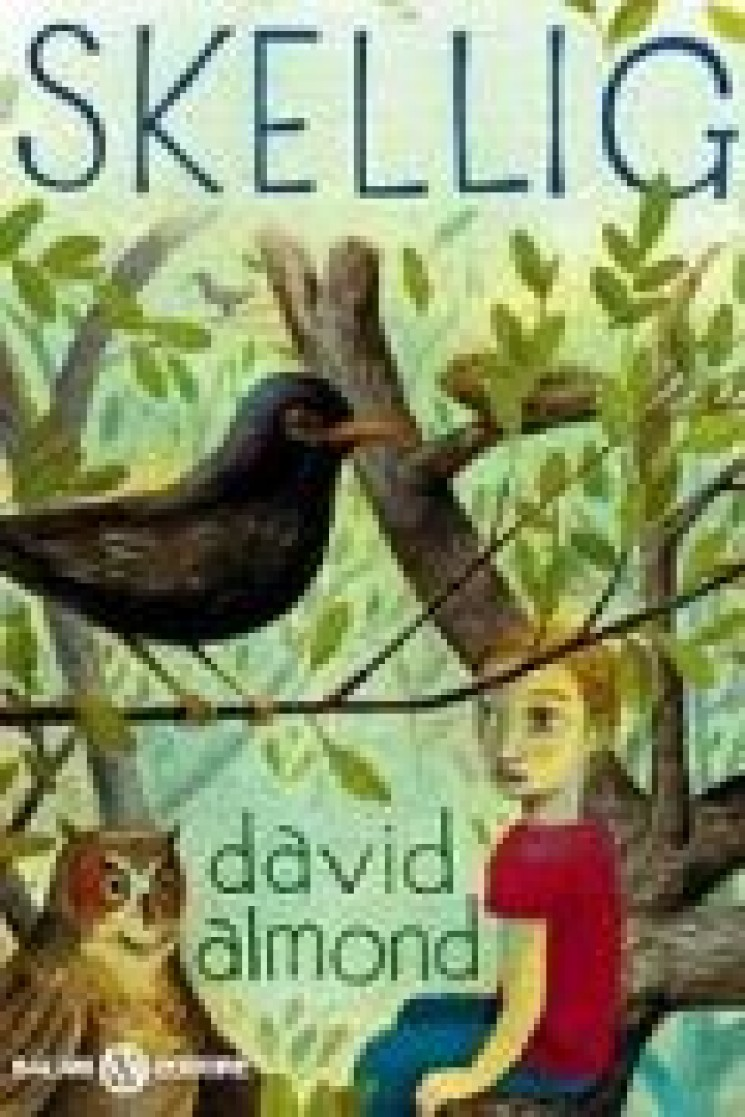 book analysis skellig In this stunningly designed book, david almond revisits mina before she has met michael book review 114 : skellig by david almond review 220.