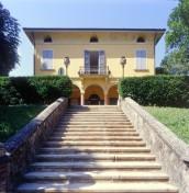 Villa delle Rose, veduta