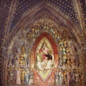Giovanni da Modena, Cappella Bolognini, part., Bologna,  Basilica di San Petronio