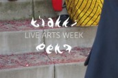 Live Arts Week