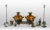 Corredo della tomba delle hydriae di Meidias, Museo Archeologico Nazionale, Polo Museale della Toscana, Prima metà V sec. a.C