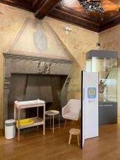 Il nuovo Baby Pit Stop al Museo della Musica
