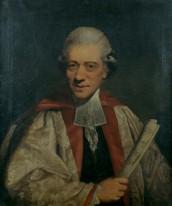 Edward Francis Burney, ritratto di Charles Burney