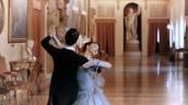 Dancin'Bo al Museo Archeologico. Foto Victoymedia