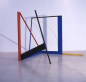Gianfranco Pardi, Diagonale, 1982. Provenienza: MAMbo - Museo d'Arte Moderna di Bologna