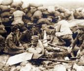 1914 - 1918: Tuona il cannone in Europa!
